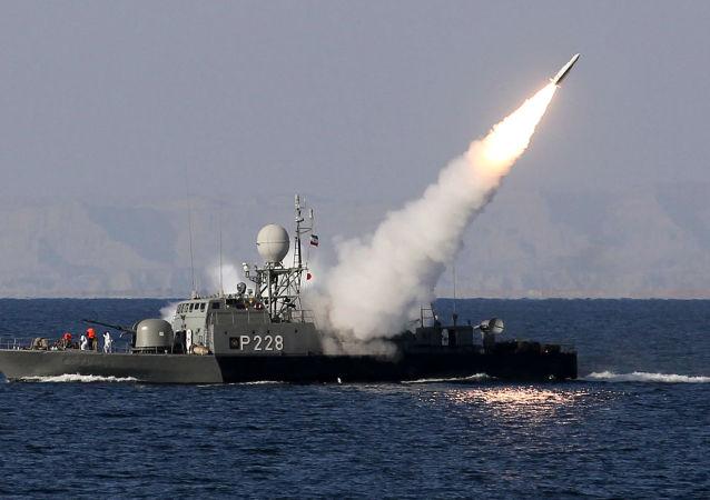 伊朗導彈射