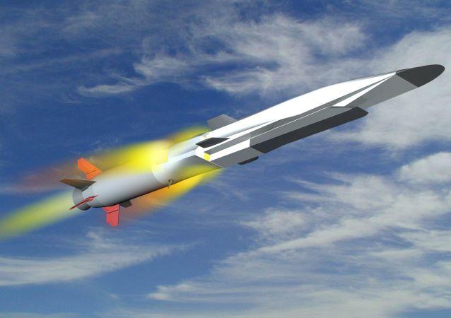 「鋯石」高超音速導彈