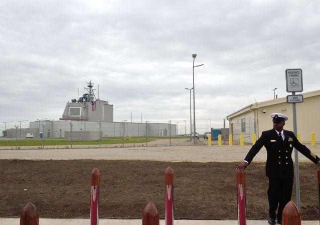 美國駐羅馬尼亞軍事基地