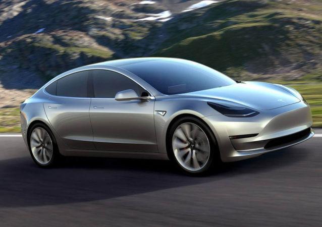 歐洲最暢銷的電動汽車是特斯拉Model 3  (Tesla Motors Model 3)