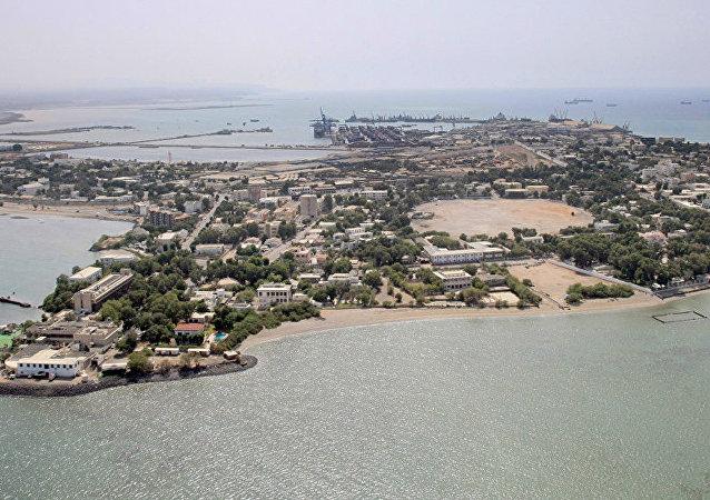 吉布提海岸