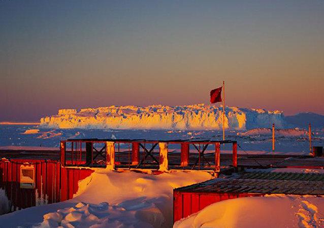 中國認為美國在北極研究中領先其他國家