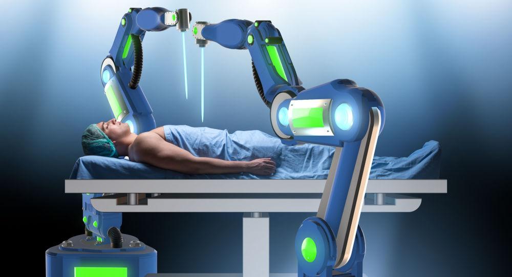 俄直投基金投資人工智能外科手術機器人研發項目