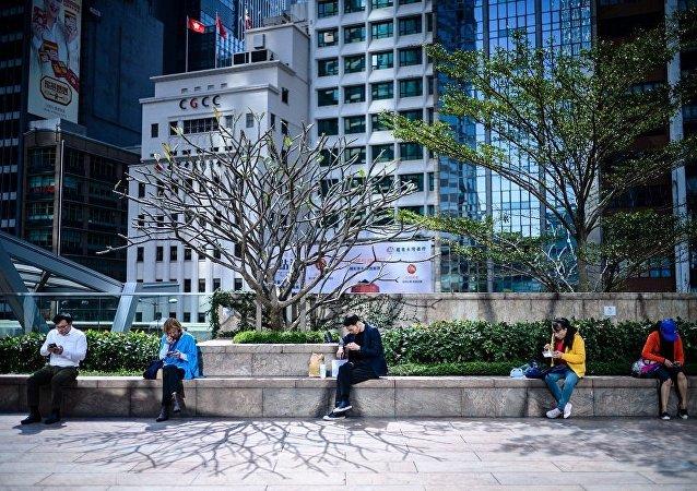 俄媒:中國將把粵港澳三地打造成世界級城市群