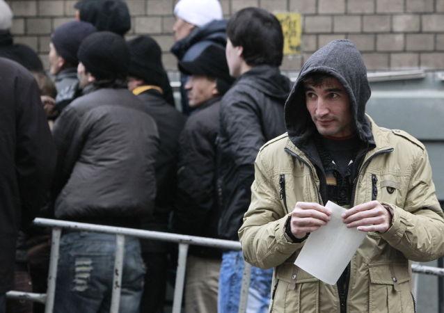 塔吉克人,俄羅斯