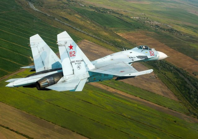 蘇-27戰機