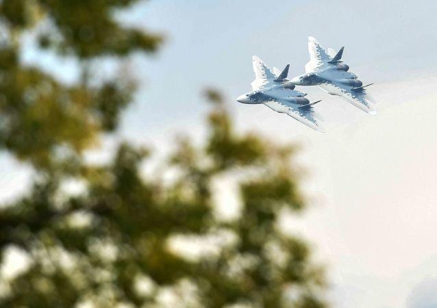 開發人員談對蘇-57飛行員的新增保護
