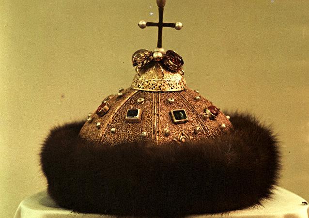 莫斯科克宮博物館將在北京首次展出俄皇室加冕用品