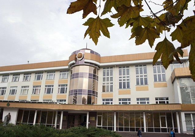 克里米亞韋爾納茨基聯邦大學