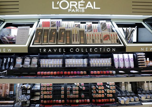 法國的化妝品