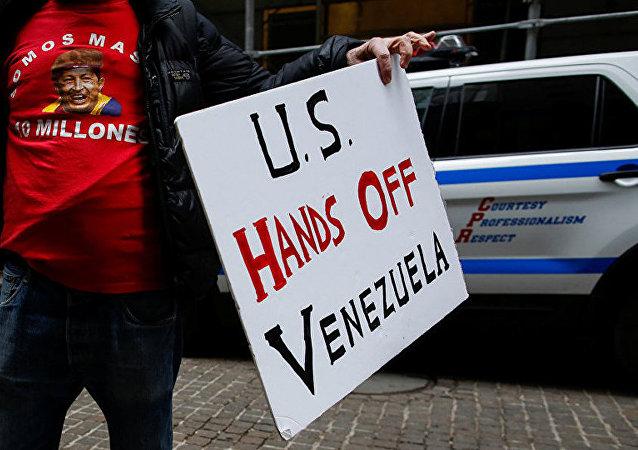 俄安全會議秘書:美國正準備軍事入侵委內瑞拉