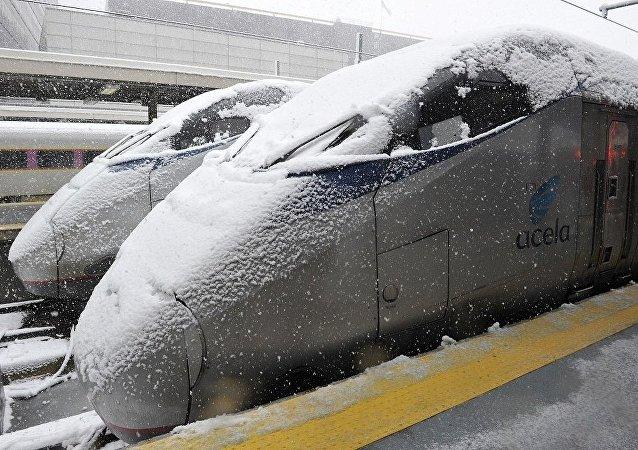 媒體:拜登放棄搭乘火車前往就職典禮現場的計劃