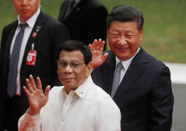 中國外交部:中菲領導人將共同出席2019年籃球世界杯開幕式