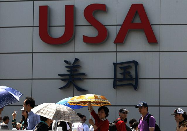 俄媒:中國商人談貿易戰:美國無法遏制我們