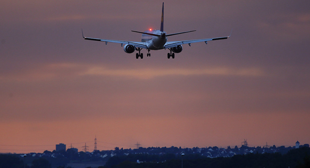 新加坡航空飛機