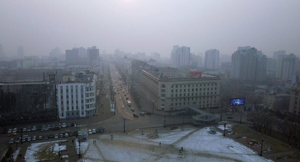 哈巴羅夫斯克(資料圖片)