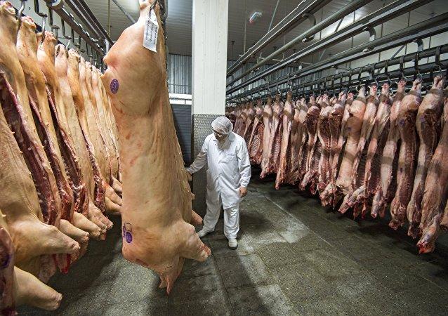 肉類加工廠