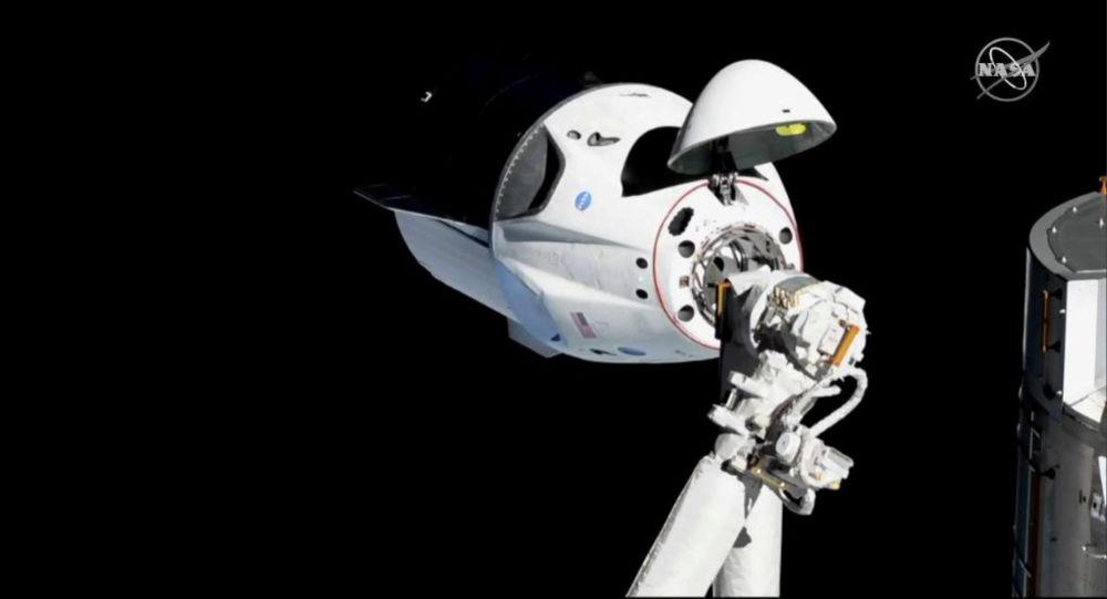美國航天局:將於夏季向國際空間站發射貨運龍飛船