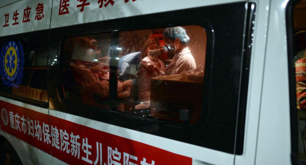 中國安徽省一化工廠爆炸致2人死亡9人受傷