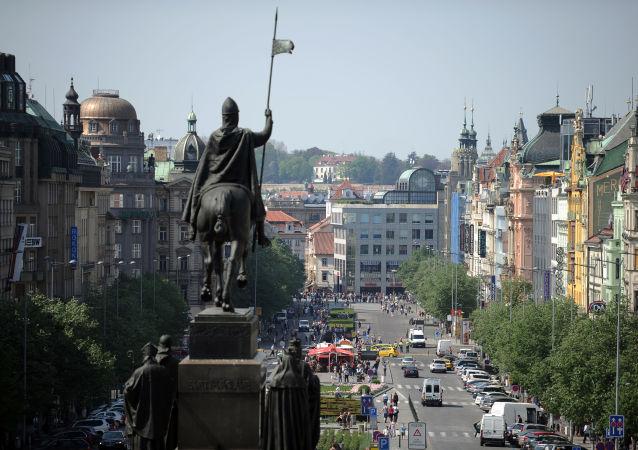 北京市宣佈解除與捷克布拉格市友城關係