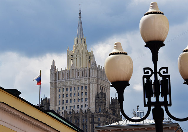 俄外交部:美國繼續幻想可以通過制裁對俄施加壓力