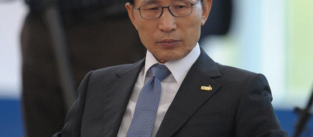 韓媒:韓國前總統李明博二審獲刑17年