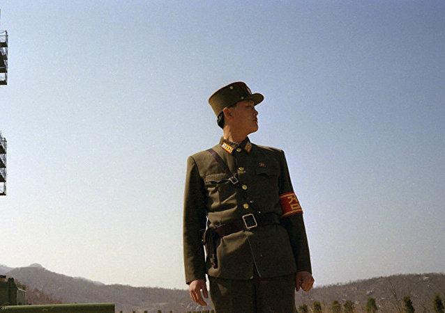 韓國國防部:朝鮮新武器與彈道導彈無關
