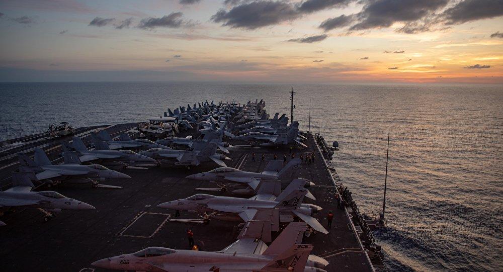 中國將對美國在南海發起的挑戰予以適當回應