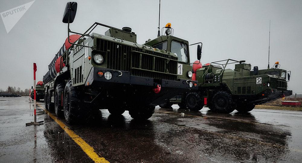俄軍事技術合作局:俄羅斯完成向土耳其交付S-400的第一階段