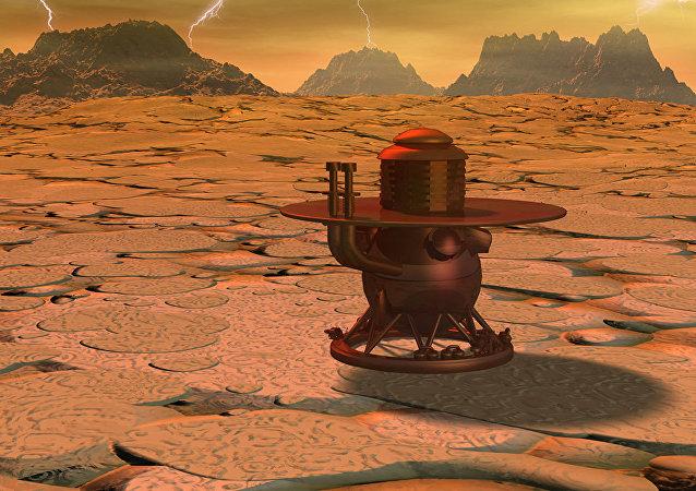 俄羅斯科學院支持俄航天集團從金星採回土壤樣本