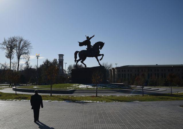 烏茲別克斯坦首都塔什乾