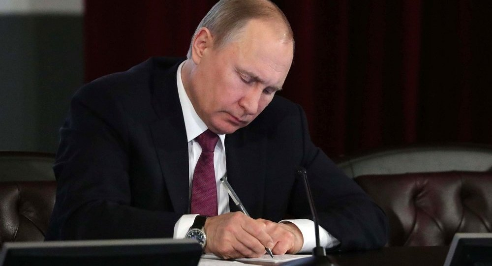 普京簽字批准俄朝移管被判刑人條約