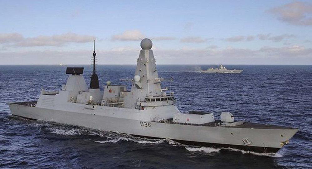 「衛士」號驅逐艦