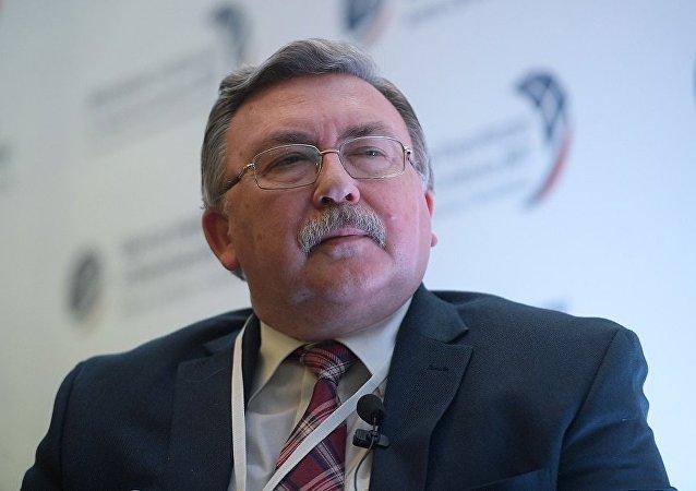 俄羅斯常駐維也納國際組織代表烏里揚諾夫