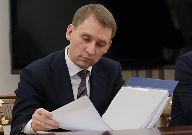 俄羅斯遠東發展部部長亞歷山大∙科茲洛夫