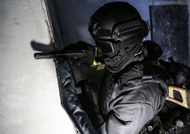 俄羅斯國民警衛隊