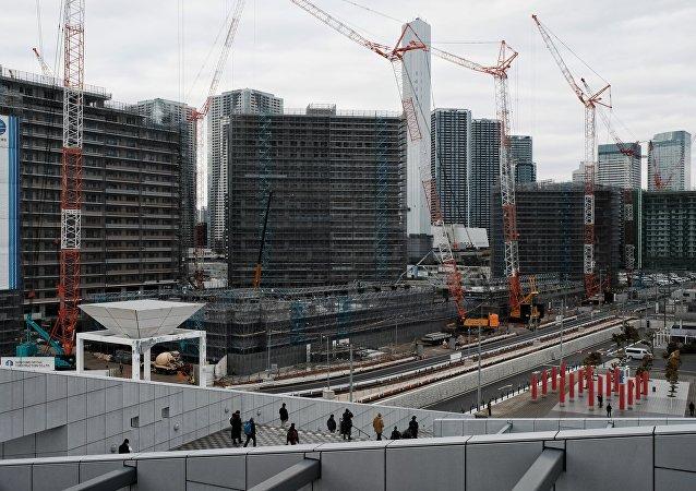 東京奧運村或可成為新冠肺炎患者的隔離治療場地