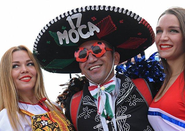 墨西哥球迷米(資料圖片)