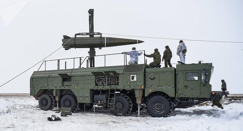 俄「伊斯坎德爾」導彈系統將協助海軍摧毀岸上之敵