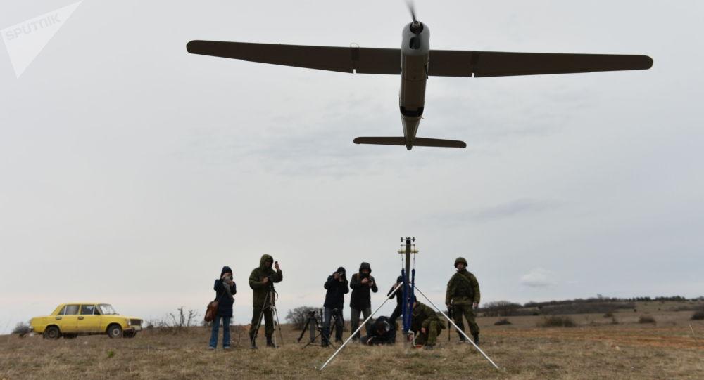 「海鷹-10(ORLAN-10)無人機