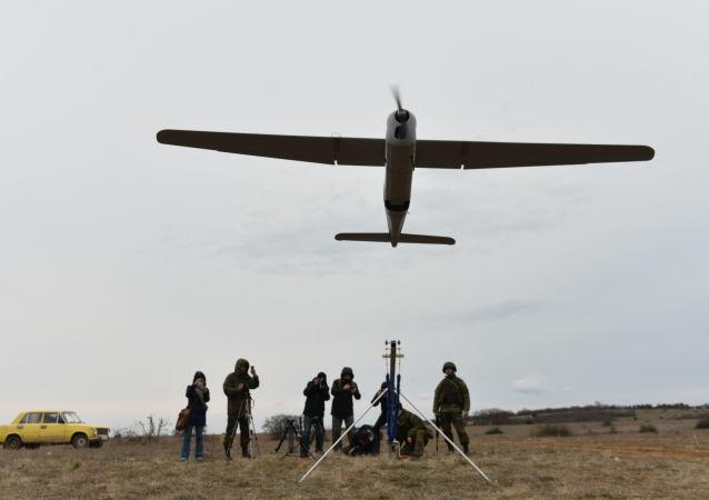 「海鷹-10」無人機
