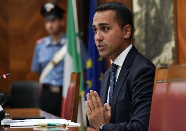 意大利副總理迪馬約