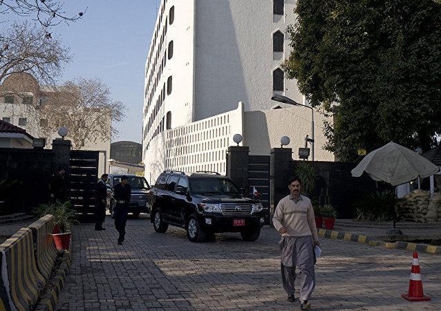 Здание МИД в Исламабаде. Пакистан