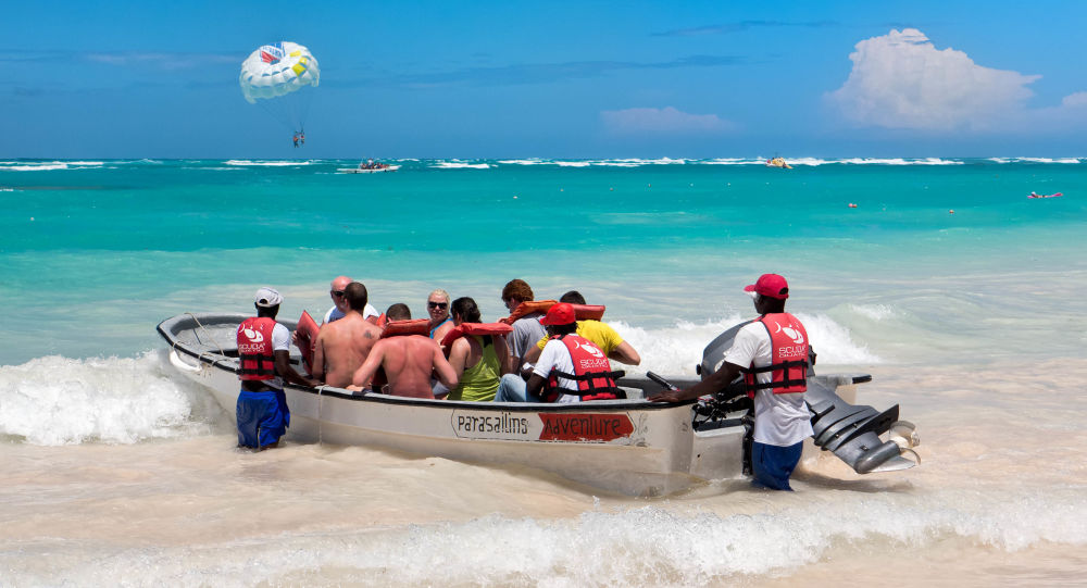 多米尼加旅客在