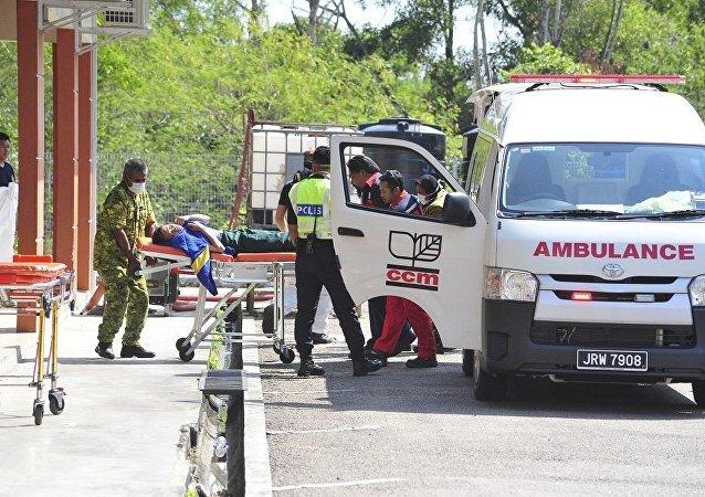 馬來西亞宣佈首例死於冠狀病毒的感染者