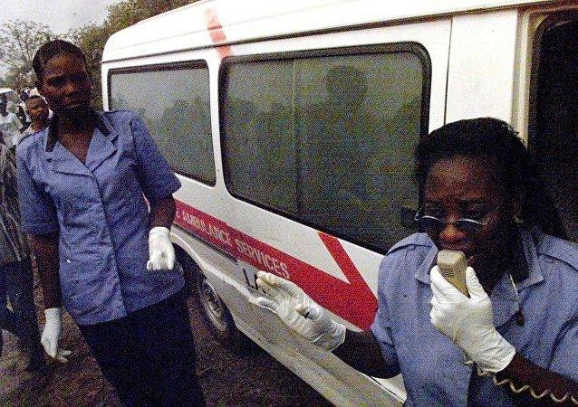 尼日利亞校舍倒塌 百餘人被埋