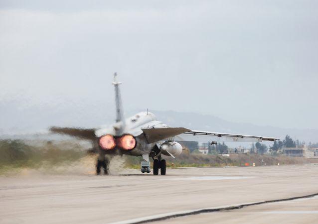 俄空天軍在與土耳其協調下空襲敘伊德利卜的恐怖組織彈藥庫