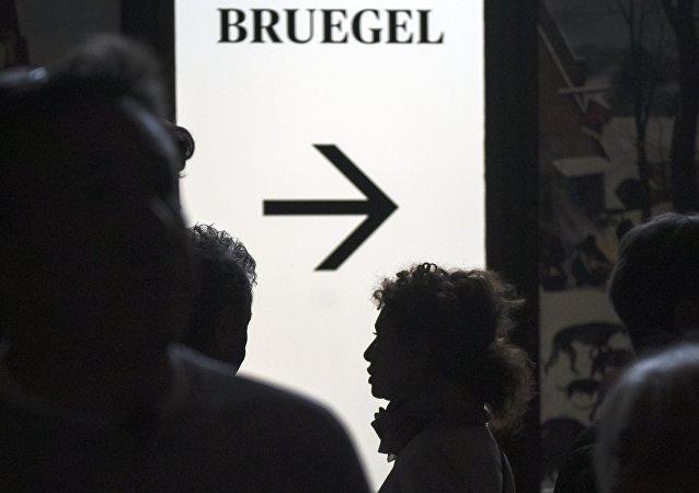 意大利竊賊盜走小勃魯蓋爾畫作複製品 警方事先知情