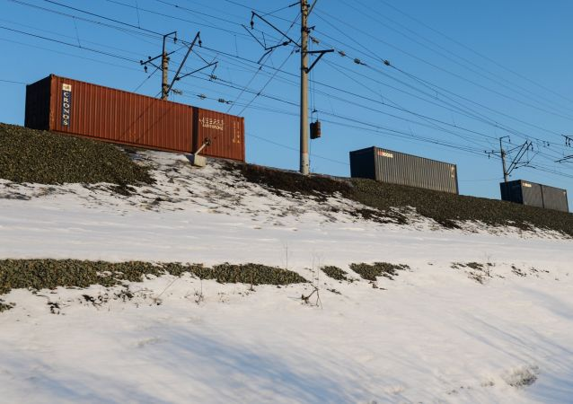 二月份俄中鐵路貨運量增長超過10%