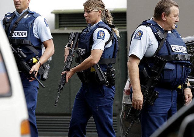 新西蘭克賴斯特徹奇市槍擊事件